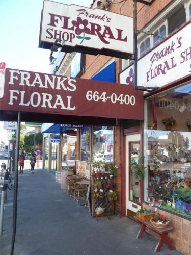 Franks Floral Shop -  Florist